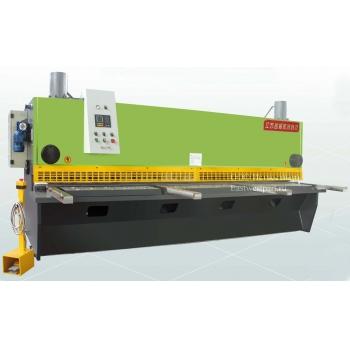 Гидравлические гильотинные ножницы прямого действия QC11Y-16Х2500 NC контроллером Е21.