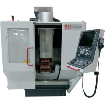 5-ти осевой вертикальный токарно-фрезерный обрабатывающий центр KMС400