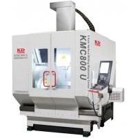 5-ти осевой вертикальный токарно-фрезерный обрабатывающий центр KMС800