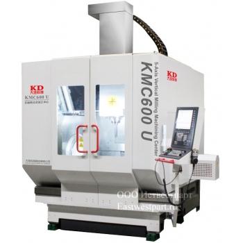 5-ти осевой вертикальный токарно-фрезерный обрабатывающий центр KMС600